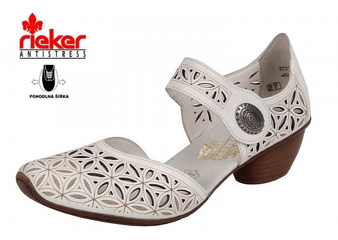 31d6bf9677 20518 Dámská obuv Rieker 43726-80