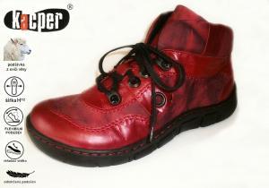 20558 Dámská kotníková obuv Kacper 4-1165 b632ce75ae9