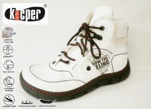 20568 Dámská kotníková obuv Kacper 4-0170 4dad0cd4c1f
