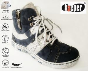 20573 Dámská kotníková obuv kacper 4-1191 d5e7384478a