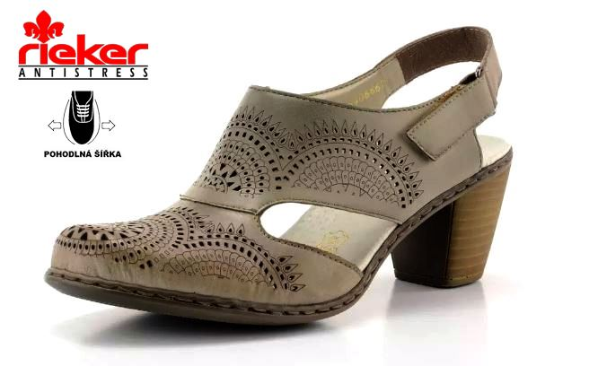 20408 Dámská obuv Rieker 40973-62 29ab97b9c39